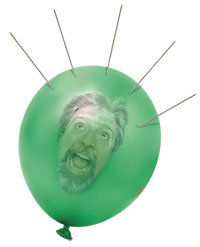 Bill balloon
